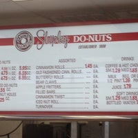 Photo taken at Shipley's Donuts by Durell S. on 10/6/2013