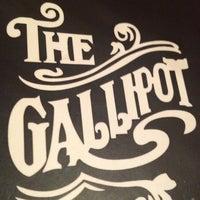 Photo taken at The Gallipot by Ruben M. on 3/21/2013