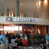 Photo taken at Quizno's by lee j. on 5/3/2014