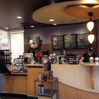 Photo taken at Starbucks by lee j. on 10/17/2012