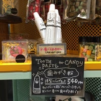 Photo taken at PAPABUBLE (パパブブレ) ルクア大阪店 by chicchaimono on 10/13/2014