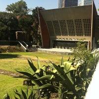 Photo taken at Conservatorio Nacional de Música by Emilio R. on 2/14/2013