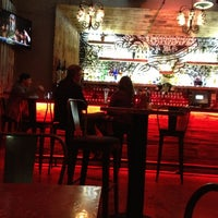 Photo taken at El Vato Tequila And Taco Bar by Stephanie on 3/2/2013