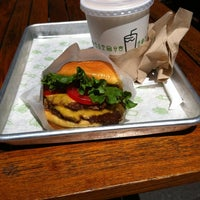 Photo taken at Shake Shack by Irvin I. on 6/4/2013