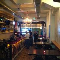 Photo taken at Mono Bar by mehmet y. on 10/23/2012