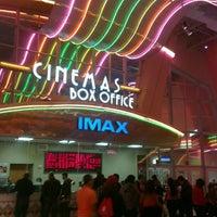 Photo taken at Cobb Theatre Dolphin 19 & IMAX by Yoann P. on 3/3/2013