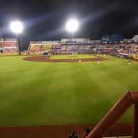 Photo taken at Estadio Beto Ávila by Felipe W. on 5/3/2013