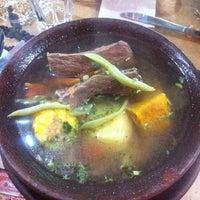 Photo taken at Restaurant El Paso by Paulette L. on 5/1/2014