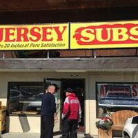 Photo taken at Jersey Subs by David M. on 8/24/2013