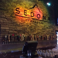 Photo taken at Sedona Taphouse by John C. on 1/9/2014