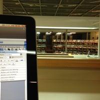 Photo taken at Universidad Carlos III de Madrid - Campus de Getafe by Ángela P. on 11/20/2012