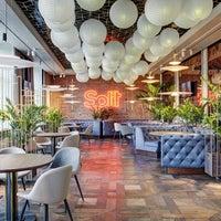 Снимок сделан в Split fusion restaurant / Спліт ф'южн-ресторан пользователем Club Split Lviv 9/15/2017