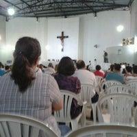 Photo taken at Paróquia São João Bosco by Conrado M. on 2/13/2013