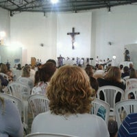 Photo taken at Paróquia São João Bosco by Conrado M. on 2/24/2013