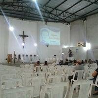 Photo taken at Paróquia São João Bosco by Conrado M. on 4/7/2013