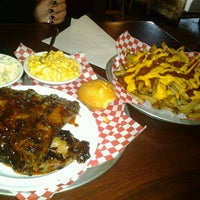 Photo taken at Sweet Lumpy's BBQ by Wally R. on 1/18/2014