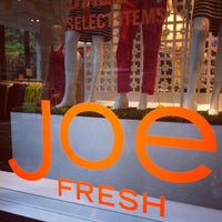Photo taken at Joe Fresh by lauren g. on 5/19/2013
