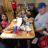 Photo taken at Dairy Queen by Stephanie D. on 6/25/2014