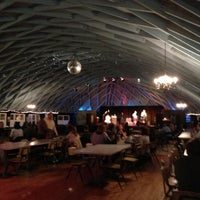 Photo taken at Silver Dome Ballroom by britt on 11/11/2012