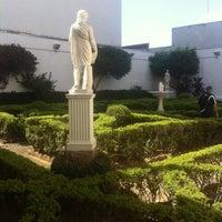 Photo taken at Museu Republicano by Rafa S. on 3/2/2014