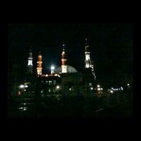 Photo taken at Masjid Islamic Centre by Ibra I. on 4/14/2013