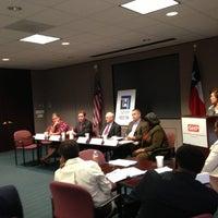 Photo taken at Greater Houston Partnership by John G. on 12/7/2012