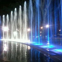 Photo taken at Plaza Belgrano by El A. on 9/26/2012