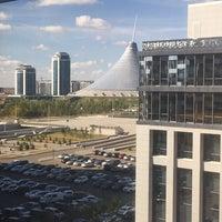 9/21/2016 tarihinde Dmitry A.ziyaretçi tarafından Hilton Garden Inn Astana'de çekilen fotoğraf