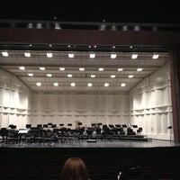 Photo taken at Lied Center by Keith A. on 10/18/2012