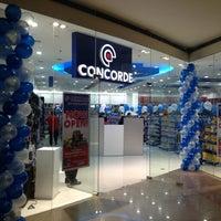 Photo taken at Concorde SM City North Edsa Annex by John Sherwin S. on 5/8/2013