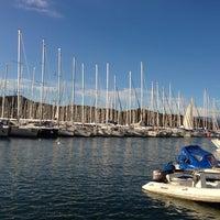 Foto tirada no(a) Ece saray marina por Pavel T. em 11/10/2012