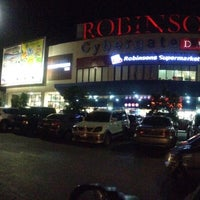 Photo taken at Robinsons Cybergate by Ann C. on 2/14/2013