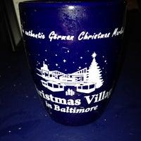 Das Foto wurde bei Christmas Village in Baltimore von Mark S. am 11/30/2013 aufgenommen