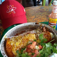 Photo taken at Cafe Rio Mexican Grill by Mark S. on 7/11/2013