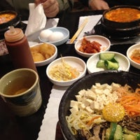 Photo taken at So Gong Dong Tofu House by BasilLeaf on 12/18/2012