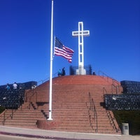 Photo prise au Mt. Soledad par Arina  D. le4/21/2013