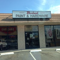 Photo taken at Burbank Paint And Hardware by Chris L. on 10/5/2016