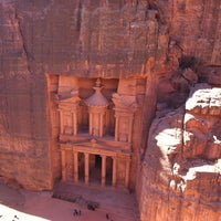 Photo taken at Petra by Mikalaj L. on 12/31/2012