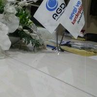 Photo taken at Anadolu Gençlik Derneği Afyonkarahisar Şubesi by Mevlüt Y. on 2/15/2017