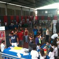 Foto tirada no(a) Colégio Integrado Monteiro Lobato por Reinaldo L. em 10/26/2013