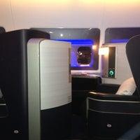 Photo taken at BA0011 to Singapore SIN by Dawn M. on 12/1/2012