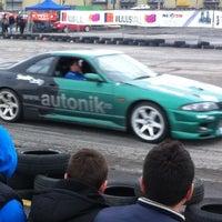 Photo taken at Transilvania Drift Race by Alexandra B. on 3/30/2013
