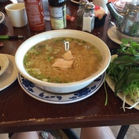 Photo taken at Linh's Bistro by David W. on 7/11/2014