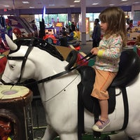 Photo taken at Chuck E. Cheese's by Sara N. on 4/10/2015