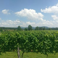 Photo taken at Afton Mountain Vineyards by Scott A. on 6/18/2017