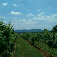 Photo taken at Afton Mountain Vineyards by Scott A. on 6/12/2016