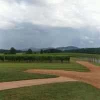 Photo taken at Afton Mountain Vineyards by Scott A. on 7/31/2016