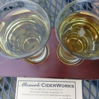 Photo taken at Albemarle Ciderworks by Scott A. on 10/21/2017