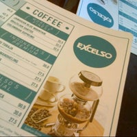 Photo taken at EXCELSO by ERLANGGA PhotoMotions S. on 10/8/2013