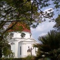 Photo taken at Gereja Blendoeg (GPIB Immanuel Semarang) by ERLANGGA PhotoMotions S. on 3/23/2013